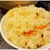 ✿バター風味♡鶏ときのこの炊き込みご飯✿