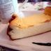 ☆ホームベーカリーで本格チーズケーキ☆