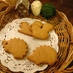 簡単!きな粉が香る型抜きクッキー