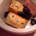 簡単楽チン❤さつまいもの黒ごまバター焼き