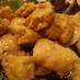 ササミのふんわり揚げマヨソース