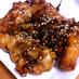 鶏肉の甘辛コチュジャンだれ焼き