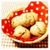 シンプルな全粒粉パン