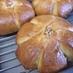 HB✿ふんわり胡桃パン