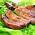 豚肉のナンプラー焼き