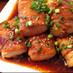 水切り簡単!こってり肉巻豆腐