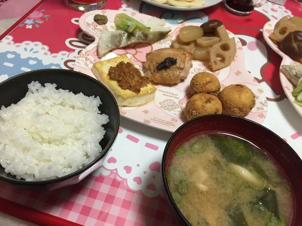 THE☆和食プレート
