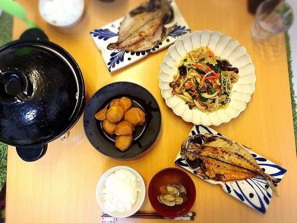 2015.12.11 和食な夕飯
