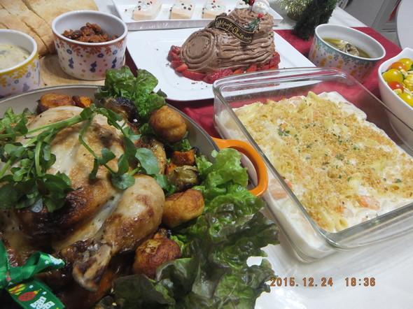 2015 クリスマスディナー