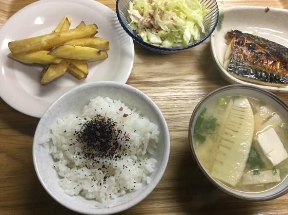 おうちごはん(H.28.2.2夕食)