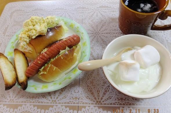 ♫MY 朝食♫2016・2・11