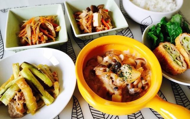 クリーム煮 副菜の献立 クックパッド 簡単おいしいみんなのレシピ