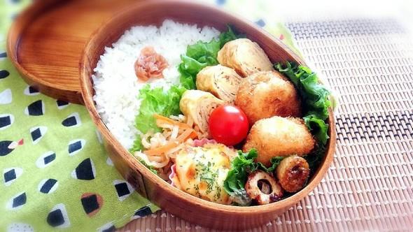 お弁当/はんぺんのお魚コロッケ