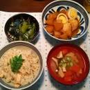 我が家の定番・鮭と大葉の炊き込みご飯 by まぁじ 【クック ...