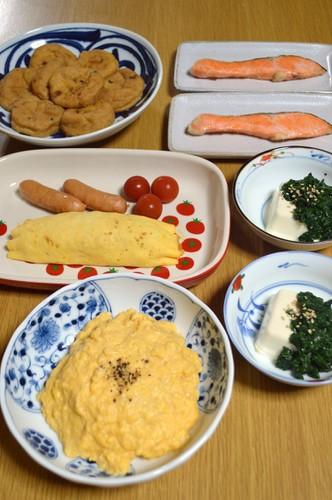 我が家の晩ご飯【2016.6.28】
