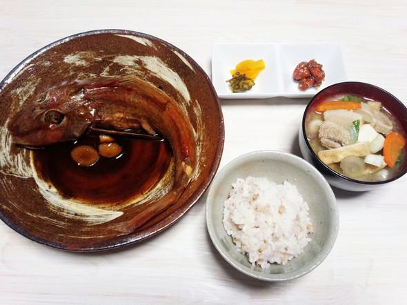 ダイエット39日目のメニュー(夕食)