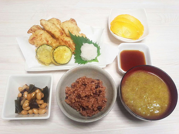 ダイエット171日目のメニュー(夕食)
