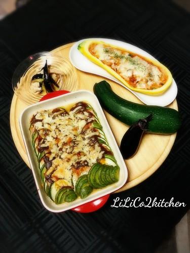 夏野菜祭りbyLiLiCO2(*^^*)