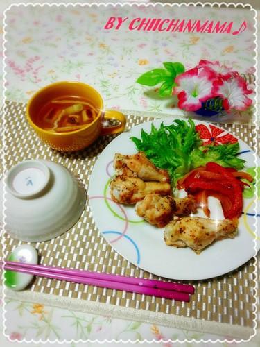 スペアリブ☆オーブンで簡単晩御飯♪