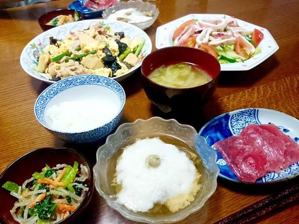ご飯に合う王将風ムーシーロー 08/30
