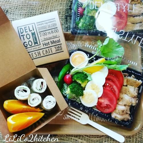 サラダランチBOXby lilico2