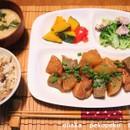照り大根と鶏肉の簡単煮物 by まぁどん 【クックパッド】 簡単 ...