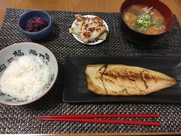 和食夕飯\( *´•ω•`*)/