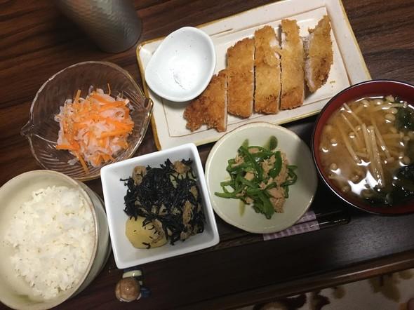 10月20日☆夜ご飯