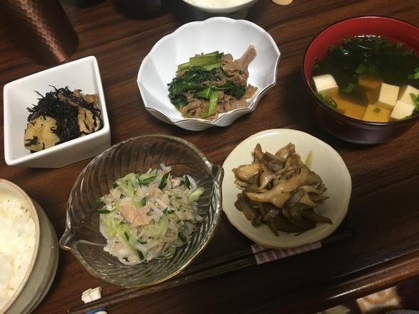 12月10日☆夜ご飯