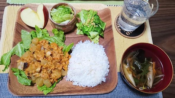 中華★麻婆豆腐プレート