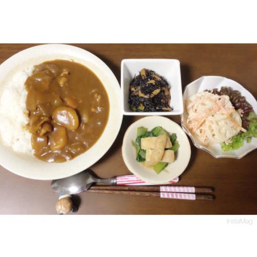 1月24日☆夜ご飯
