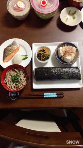 2月3日☆節分夜ご飯