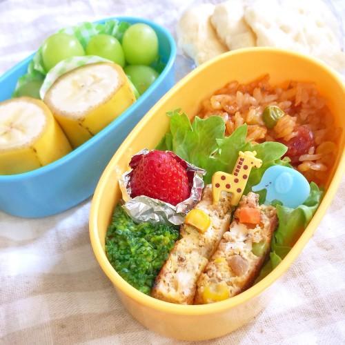 ピクニック☆子ども用お弁当☆