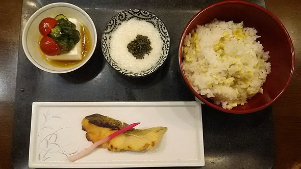 あっさり!さっぱり!和食