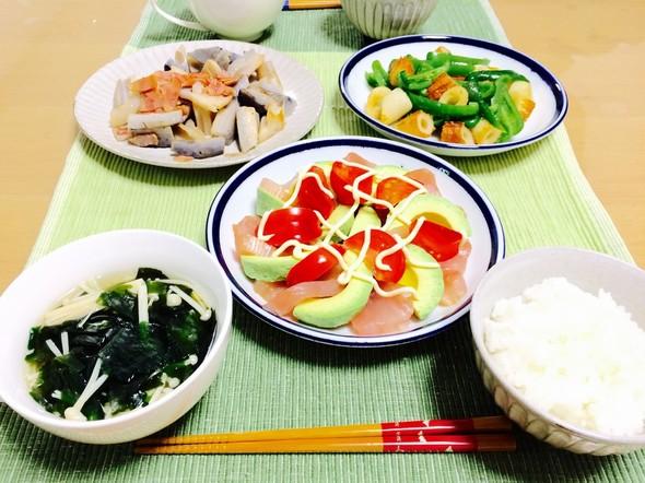 2017.5.7 晩ご飯