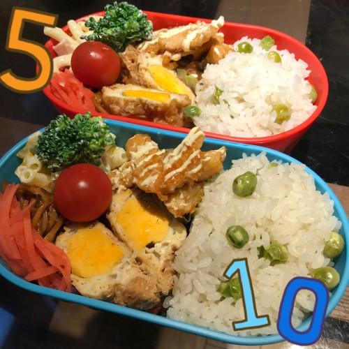お弁当◉2017.05.10