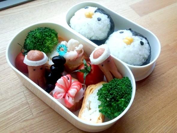 お弁当⑨水族館弁当