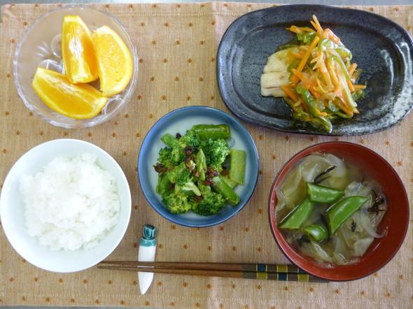旬野菜で減塩&バランスUP★