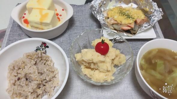 6/22 洋食 :-)