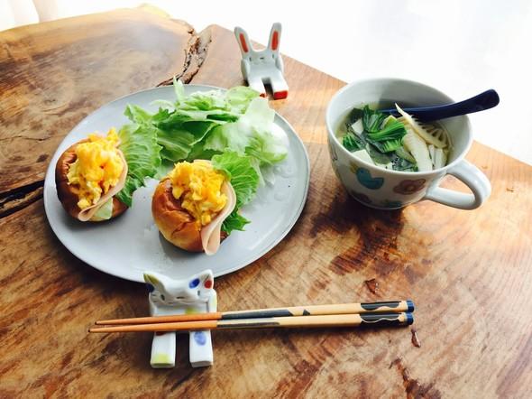朝ごパン☆