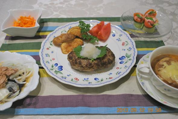 mielleの毎日の献立 洋食12
