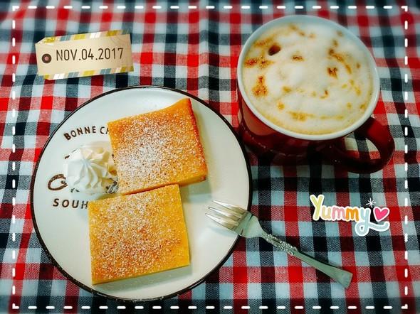 ♡癒やしの時間♡ヨーグルトケーキ