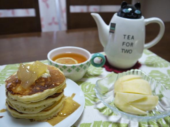 フワフワ朝食♪