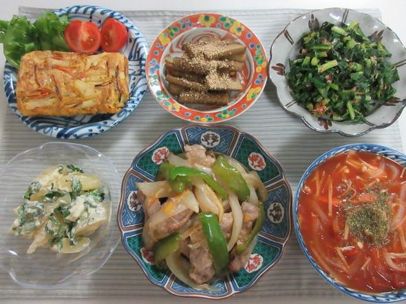 博多屋台の味5★豚肉のマーマレード焼き✿