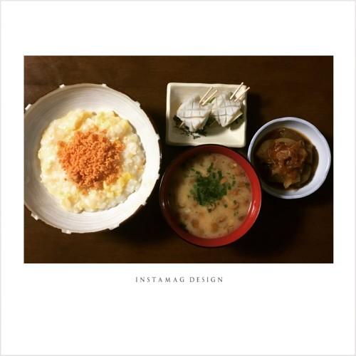 1月7日☆夜ご飯