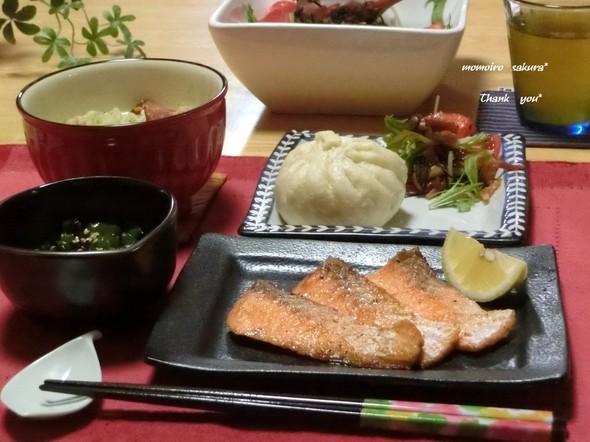 ♡白菜のミルクスープでほっこり夕ご飯♡