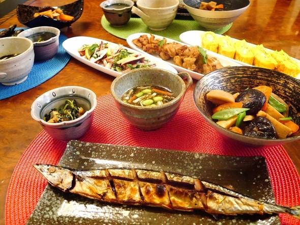 ✿今日は和食で乾杯✿