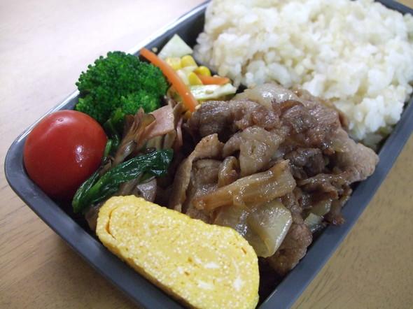 牛肉スタミナ焼き弁当