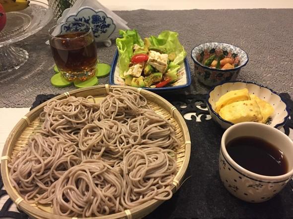 我が家の和食夕飯