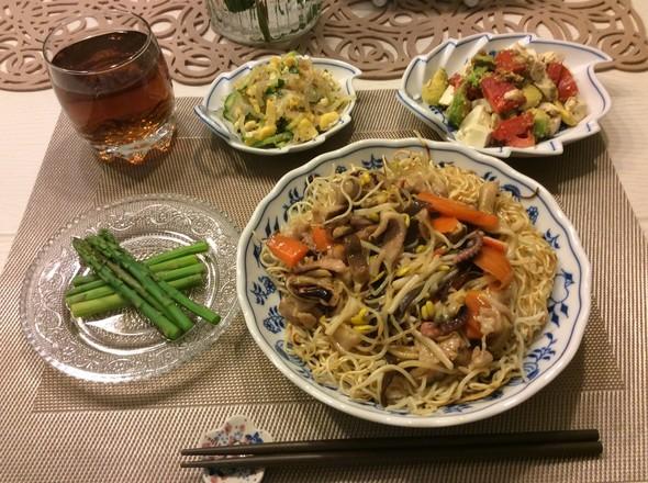 我が家のお夕飯